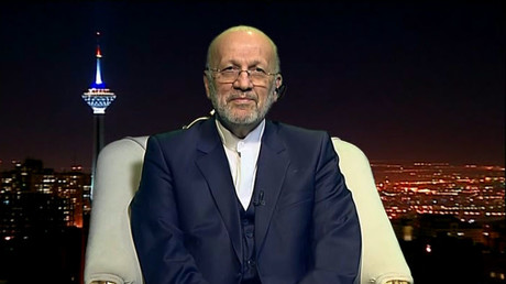 Manouchehr Mottaki - former Foreign Minister of the Islamic Republic of Iran