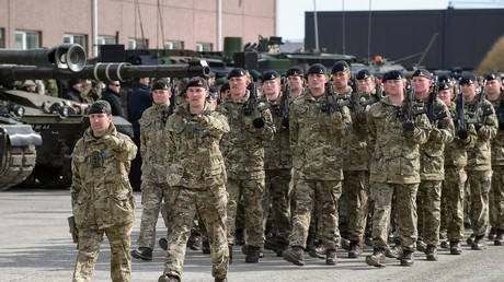 More cuts for Britain's fading military as report concludes 'cyber more important'