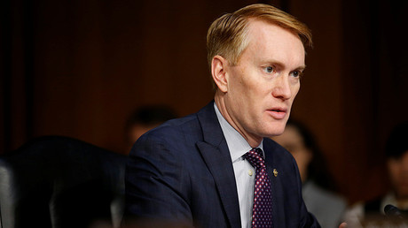 Senator James Lankford © Joshua Roberts