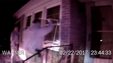 NY police release bodycam footage of vicious assault on 2 officers… by squirrel (VIDEO)