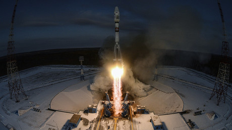 Soyuz rocket launches successfully after last-minute abort (VIDEO)