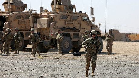 'Pentagon may mask real troop number in Syria, Iraq to avoid outcry from war-weary public'