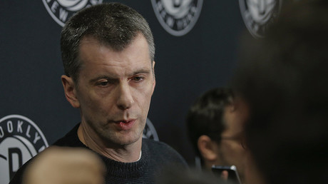 Brooklyn Nets' Prokhorov: I'm ready to sue ex-Moscow Anti-Doping lab head Rodchenkov