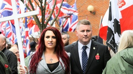 © Britain First / Facebook