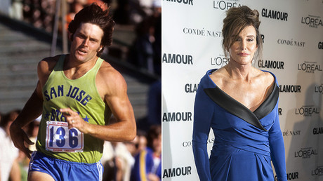 Bruce Jenner (L) and Caitlyn Jenner © Getty Images / Reuters