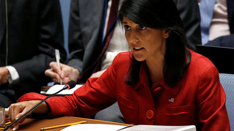 UN Amb. Haley warns 'N. Korean regime will be utterly destroyed' if war breaks out