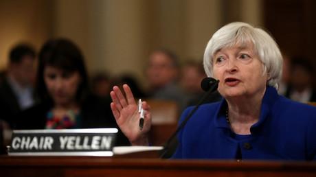Janet Yellen's final testimony