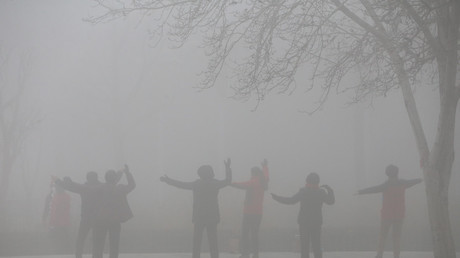 Pure fan-tasy? Chinese inventor files bizarre anti-smog patent