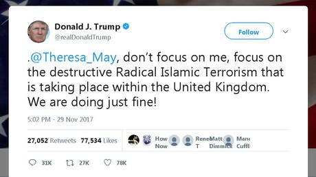 Trump tweets 'actually help CIA,' director Pompeo says