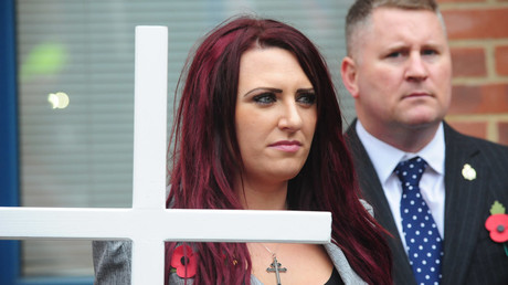 UK deputy Jayda Fransen © Grant Falvey / GLobal Look Press