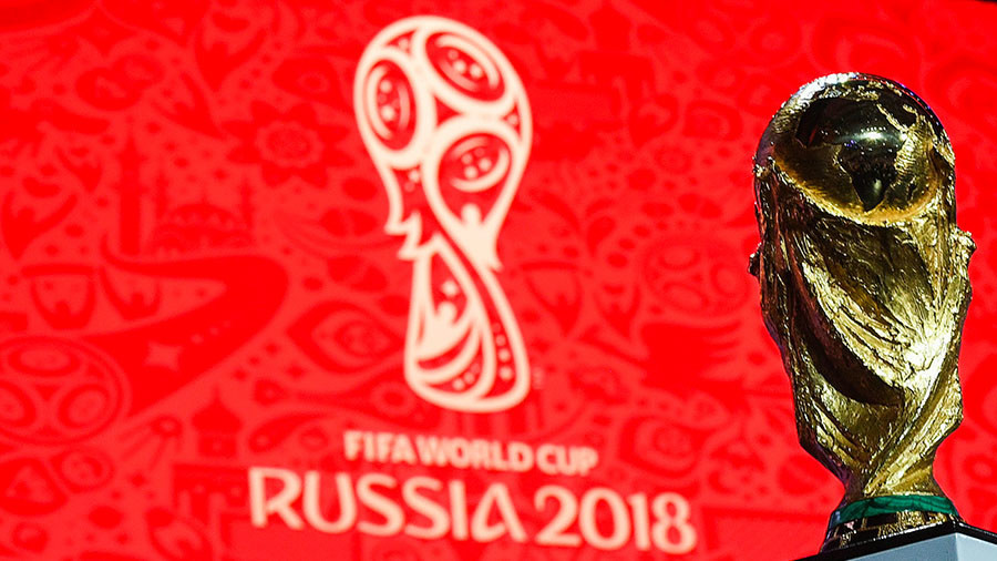FIFA World Cup Final Draw from the Kremlin, as it happened