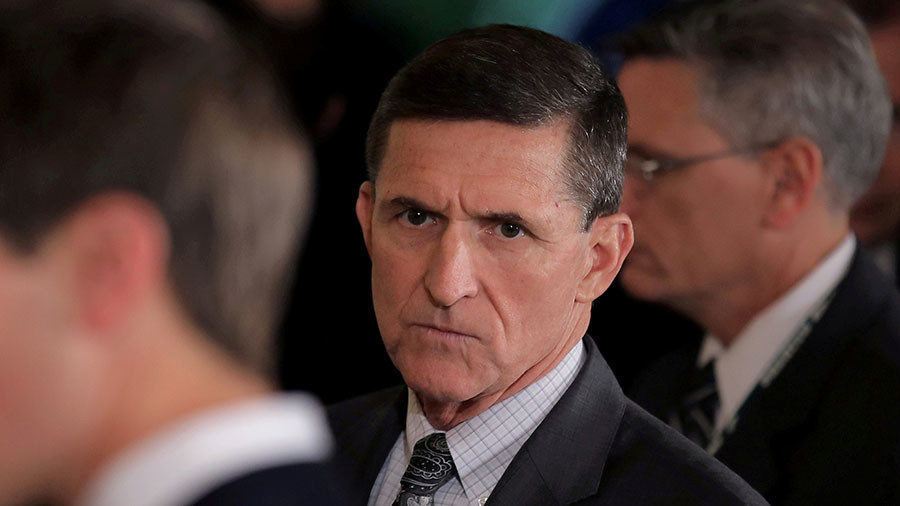Former national security adviser Flynn pleads guilty to lying to FBI