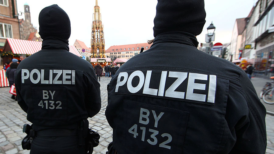 German Police Destroy Package Containing Nails, Powder, Firecracker Found At Christmas Market