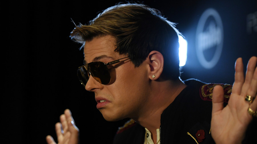 Far-right 'peasant' Milo Yiannopoulos called 'brainwashed sheep' by Muslim radio caller