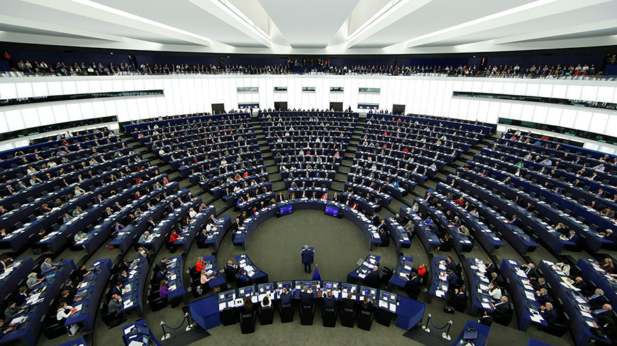 EU resolution calls for arms embargo against Saudi Arabia, accuses it of war crimes
