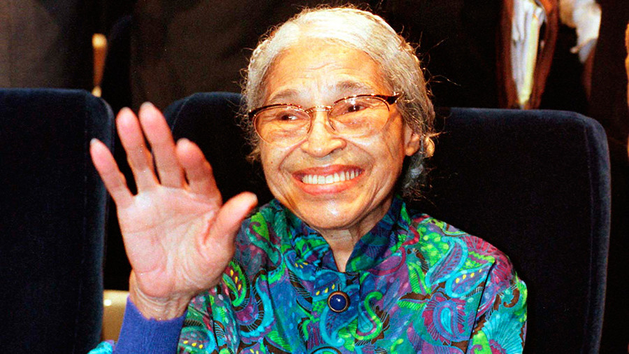 Rosa Parks' arrest over six decades ago sparked the Montgomery bus boycott