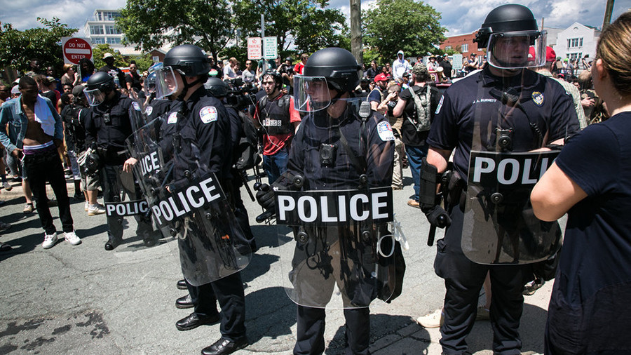 Study blames police for 'disastrous results' in Charlottesville violence