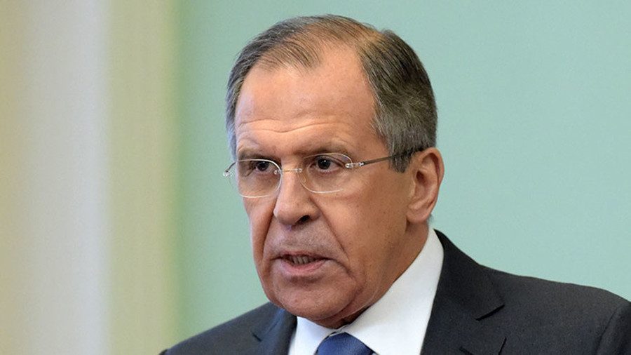 Lavrov doesn't want 'race of bans' with US after RT's Congress accreditation revoked
