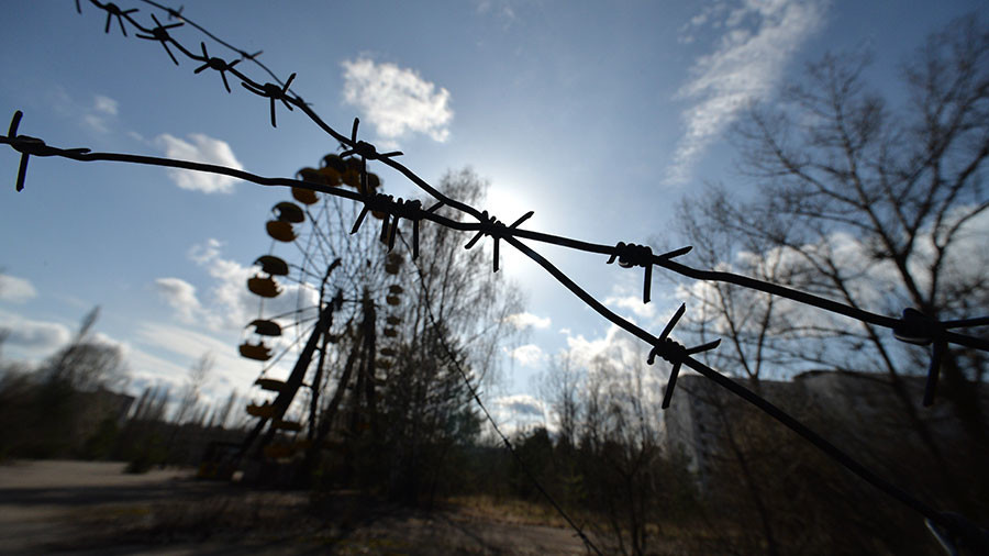 Stalkers in Chernobyl: Radioactive exclusion zone plagued by thrill-seekers & looters
