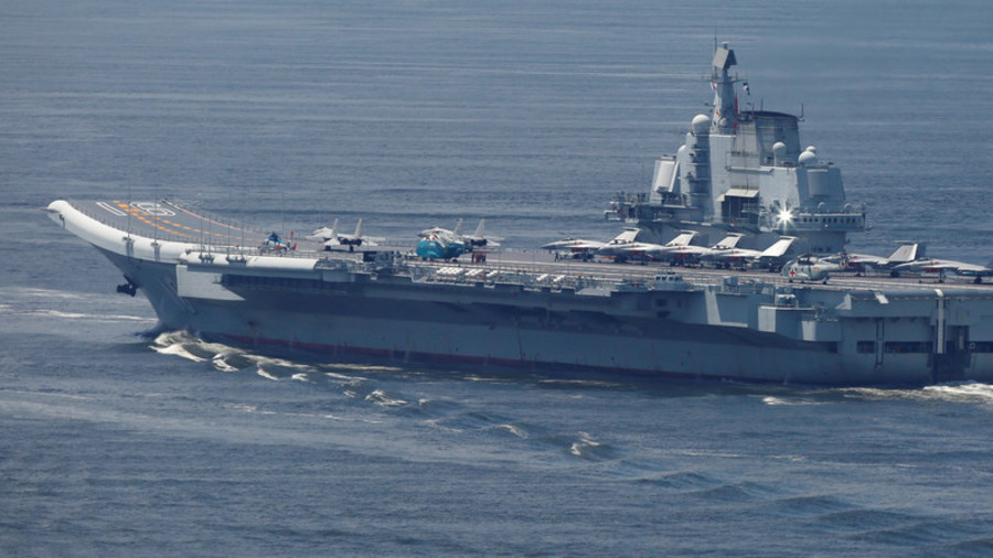 China deploys 'jellyfish shredders' to protect its fleet of aircraft carriers  %Post Title