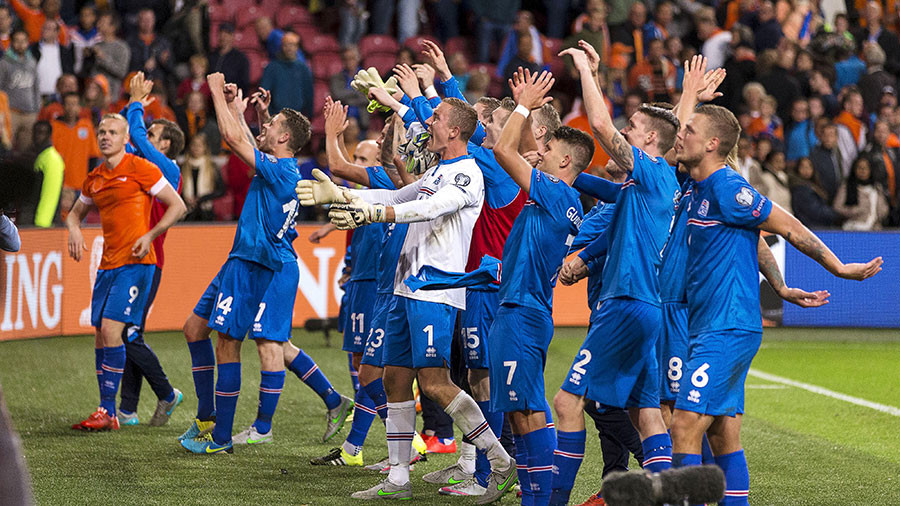 'Iceland wants to outdo its Euro 2016 success at FIFA World Cup' – coach to RT