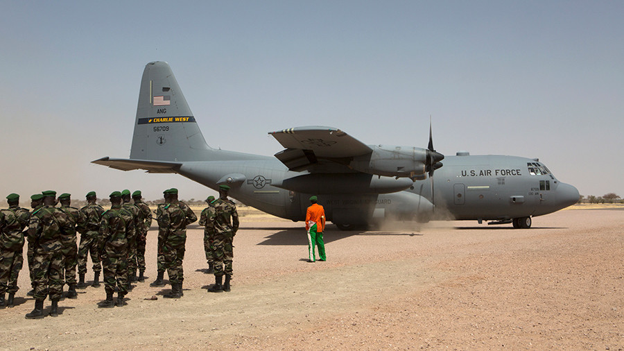US deployment of drones in Niger is a 'big problem for Africa'