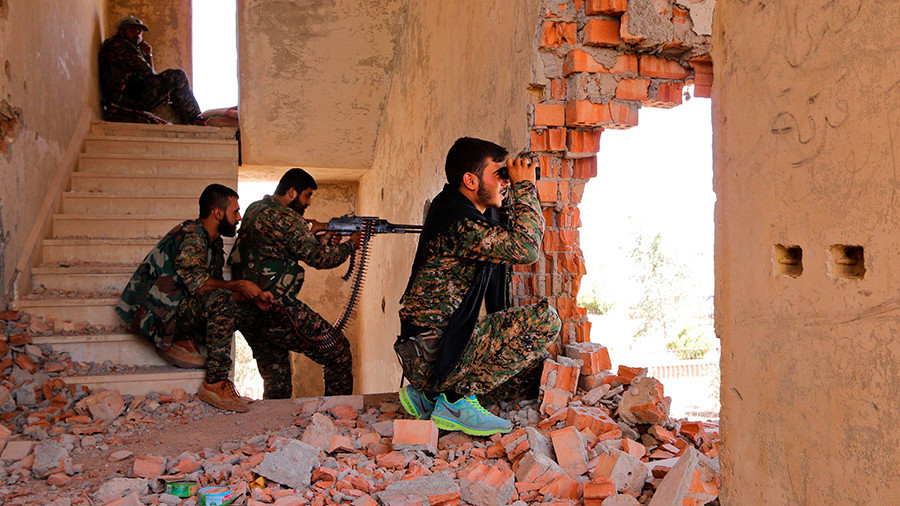 US to stop arming Syrian Kurds in fight against ISIS – Pentagon