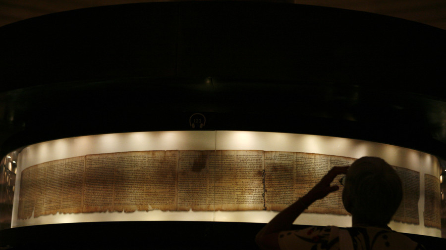 Israel cancels Dead Sea Scrolls exhibit as Germany won't guarantee their return