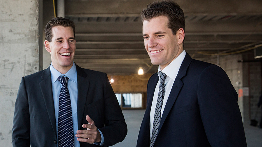 Winklevoss twins become world's first Bitcoin billionaires