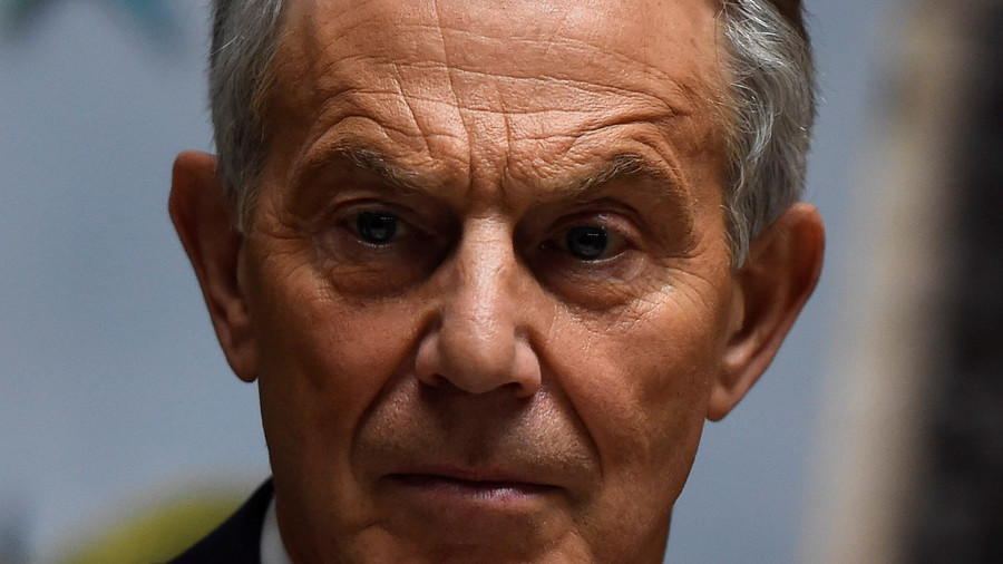 'People are entitled to change their mind': Tony Blair confirms he is fighting to cancel Brexit