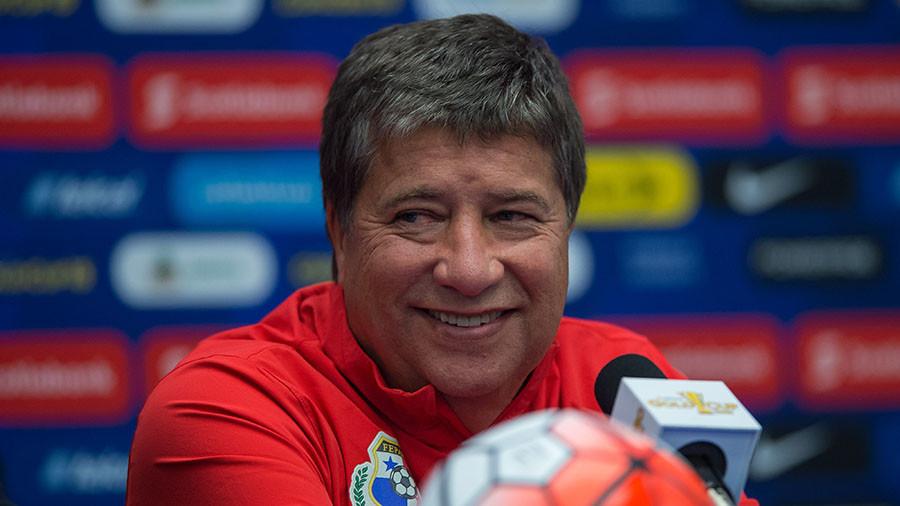 'The whole team are champions, like Roberto Duran!' – Panama coach Gomez
