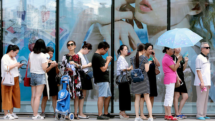 China may top US as the world's biggest consumer by 2022