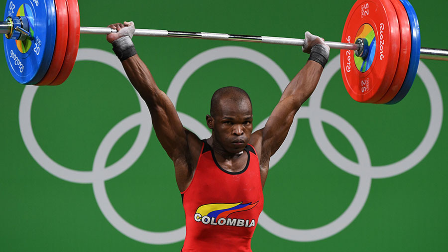 Olympic weightlifter shot dead following Colombian bar altercation