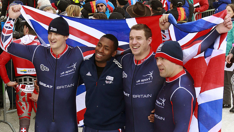 'The Russian flag should not be seen in PyeongChang'- UK bobsleigh racer John Jackson