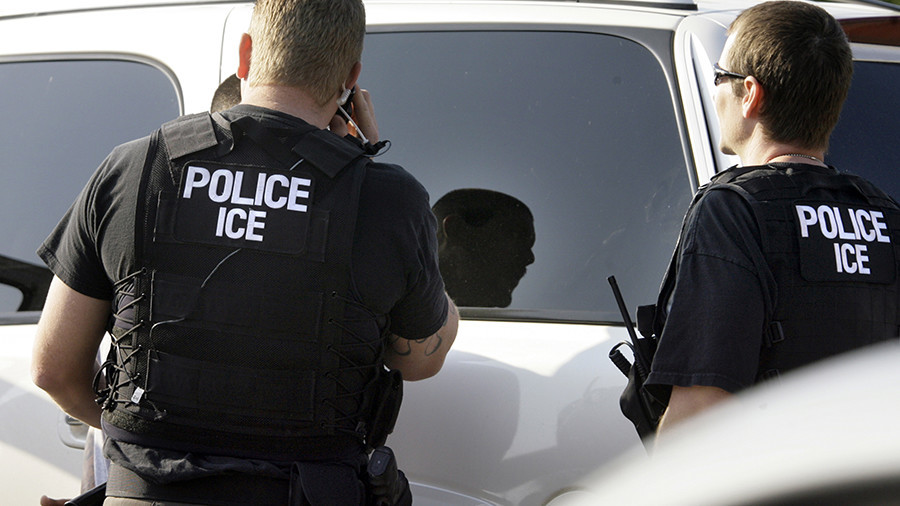 ICE cracks down on immigrants far from border, new data reveals