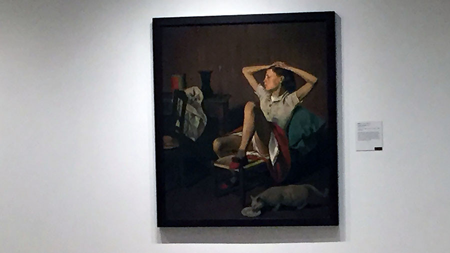 New York Met defends 'overtly sexual' 1938 painting as thousands sign petition to rethink display