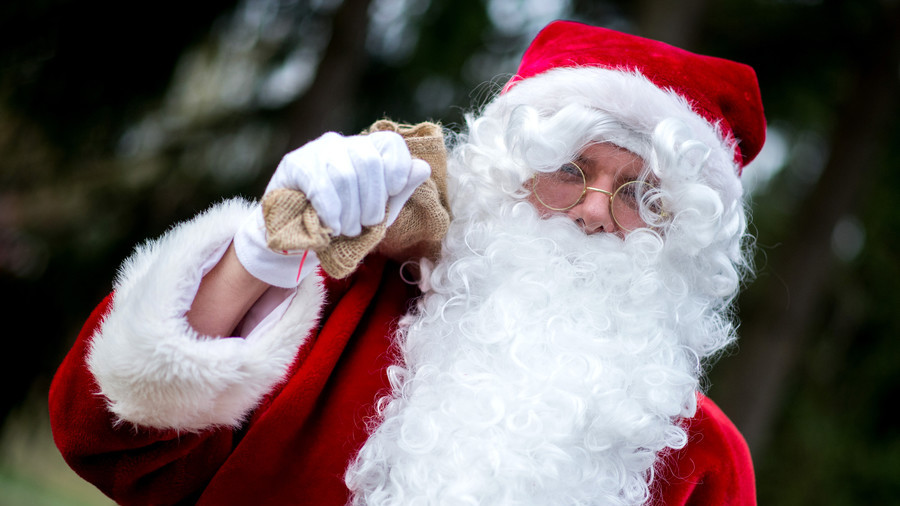 Parents breathe sigh of relief as scientists suggest Father Christmas is real (but dead)