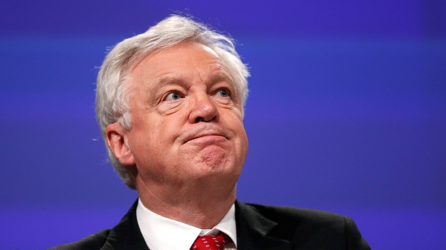 David Davis facing calls to resign after admitting Brexit impact assessments 'don't exist'
