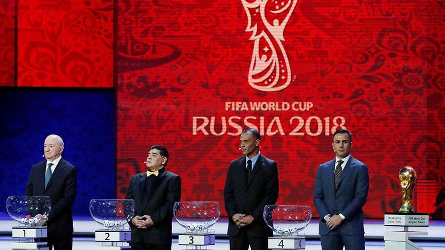 1.3mn tickets for Russia 2018 World Cup requested on 1st day of 2nd sales stage