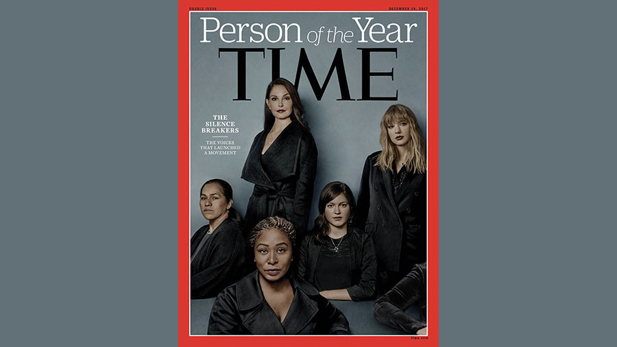 The Weinstein effect: TIME honors sexual misconduct whistleblowers