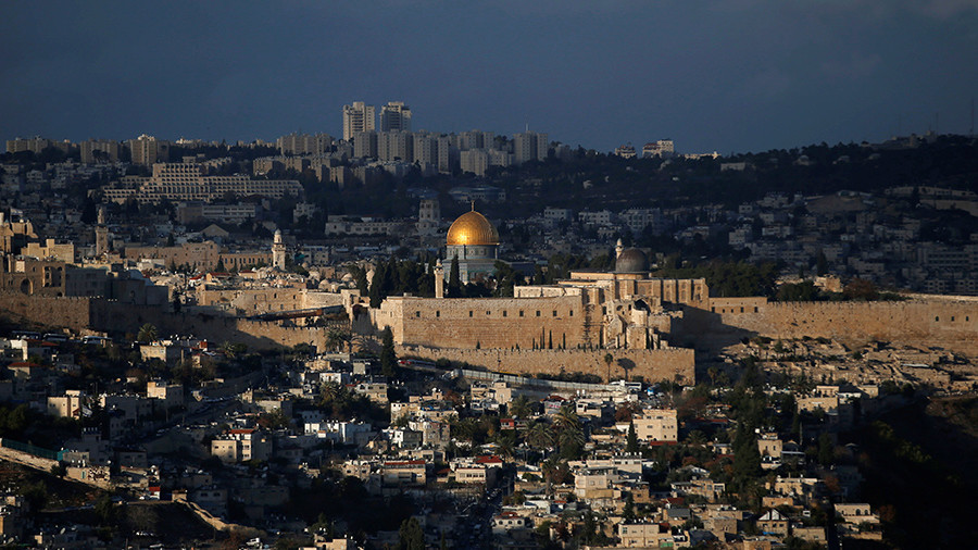 'New fuse for an old powder keg': Russian MPs warn of dangers caused by Trump's Jerusalem decision