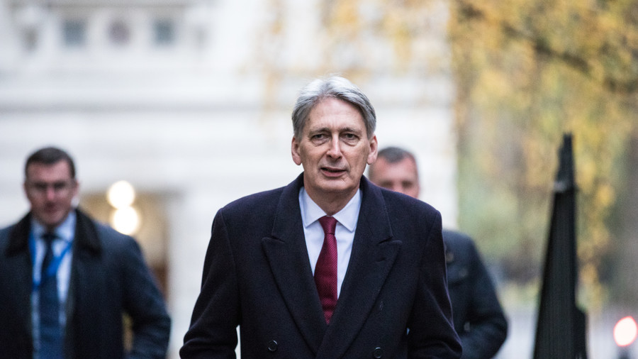'Ignorant' Chancellor Philip Hammond says disabled workers may be hitting Britain's productivity