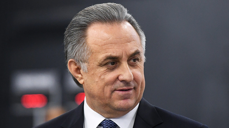 'I'm ready to go at any moment': Vitaly Mutko mulls 'resignation' amid doping allegation row