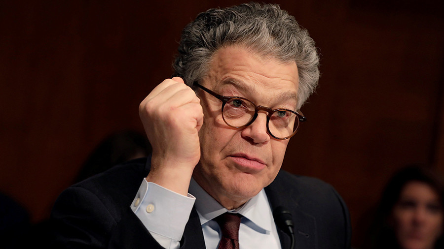 Senator Al Franken resigns over sexual misconduct charges