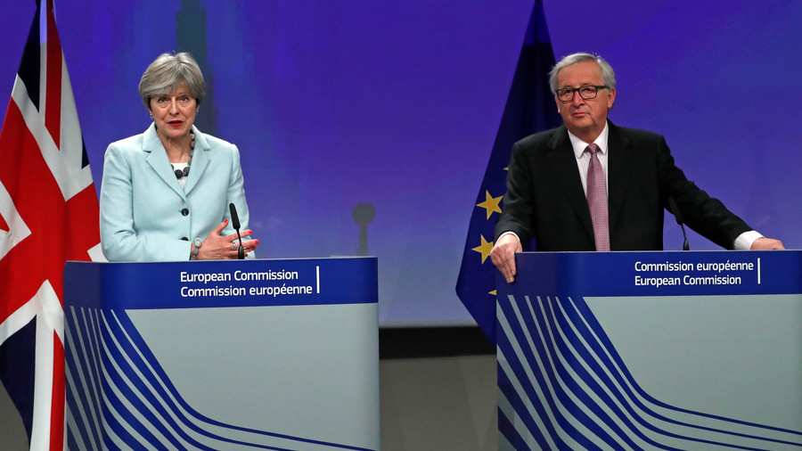 Brexit bill confirmed: Downing Street says London will pay Brussels up to £39bn