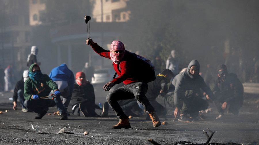1 dead, more than 200 injured in West Bank 'day of rage' protests