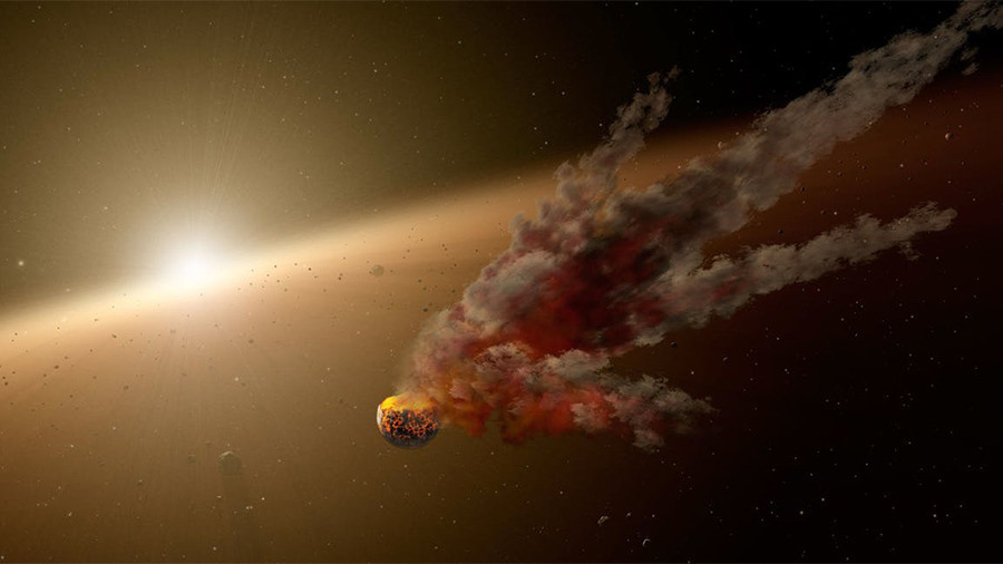 Return of the space skull: 'Halloween asteroid' to fly past Earth ...
