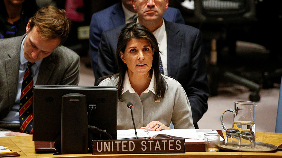 US won't be lectured by countries that lack any credibility