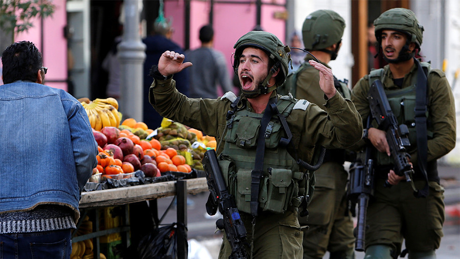 IDF ridiculed after taking a stance on commander caught stealing apples from Palestinians