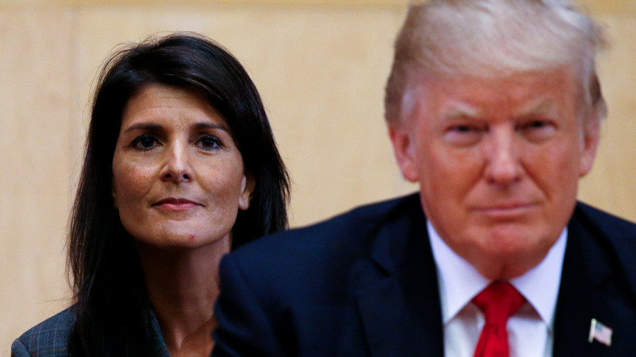 US will take N. Korea 'into our own hands' if China doesn't do more – Haley